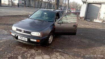 volkswagen ag в Кыргызстан: Volkswagen Golf 1.8 л. 1992   207000 км
