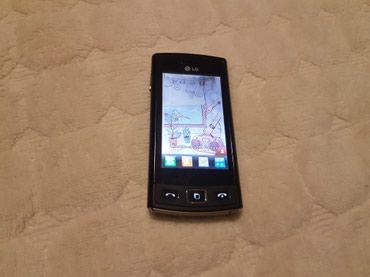 LG telefon lep ispravan sa dve kartice jedino sa strane fali guma ali - Belgrade