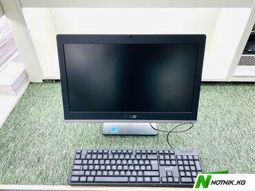 cvety i bukety iz sharov в Кыргызстан: Моноблок Asus-модель-Azure wave-NE186H-процессор-E1-6010