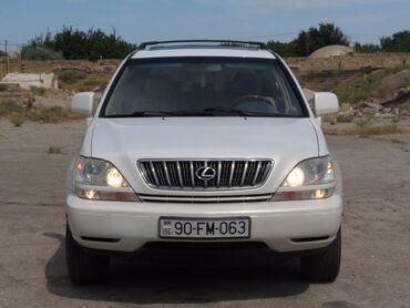 Lexus - Azərbaycan: Lexus RX 3 l. 2002 | 190000 km