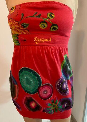 Personalni proizvodi | Cacak: Desigual-Original-Tunika/Haljina-Prelepa M velicinaO ovoj tunici ne