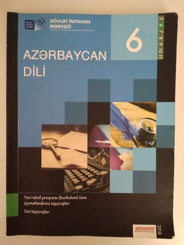 azerbaycan dili test toplusu pdf в Азербайджан: 6cı sinif Azərbaycan dili test toplusu