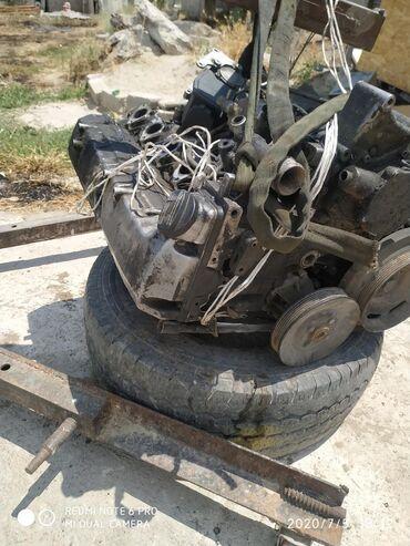 мото-запчасти-бишкек в Кыргызстан: Продаю мотор двигатель на спринтер тди ТДИ 2.9 двигател в рабочем