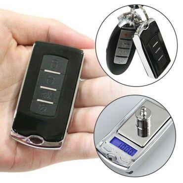 Vaga za precizno merene mini auto kljuc 0.01 do 200gr  mini dzepna vag