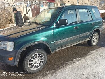 chesnok v bolshom kolichestve в Кыргызстан: Honda CR-V 2 л. 2001 | 122222 км