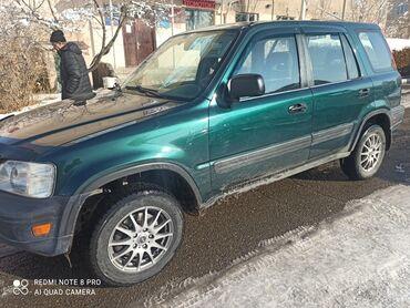 primu v dar koljasku в Кыргызстан: Honda CR-V 2 л. 2001 | 122222 км