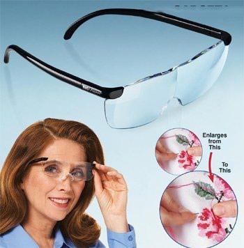Увеличительные очки Big Vision  Big Vision – супер инновация с эффекто