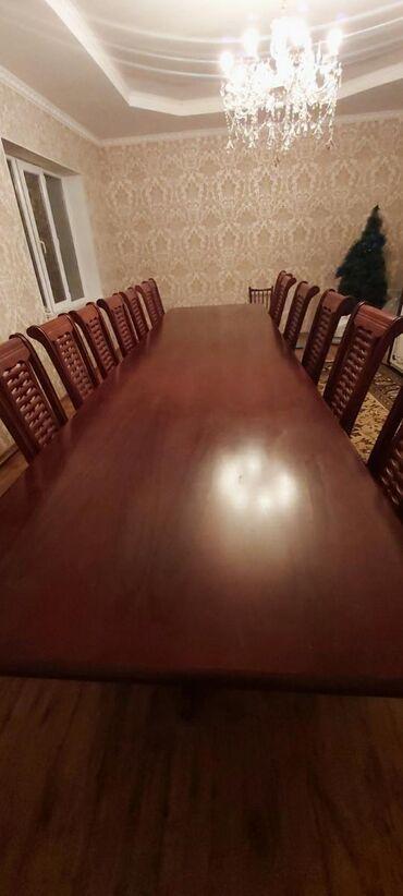 Продам! Большой гостевой стол со стульями. В отличном состоянии, польз