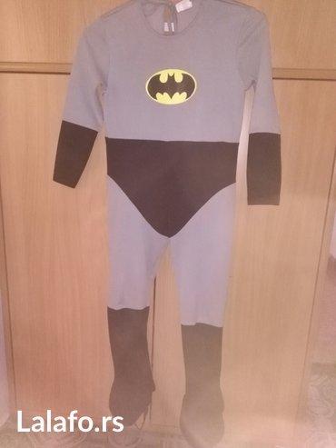 Lureks-kostim - Srbija: Batmen-kostim za dečake za maskenbal