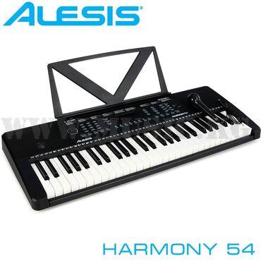 накладные наушники бишкек in Кыргызстан | НАУШНИКИ: Синтезатор Alesis Harmony 54Научиться играть на пианино стало намного