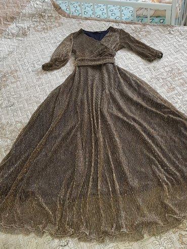 Продаю вечернее платье. одевалось 1 в Бишкек