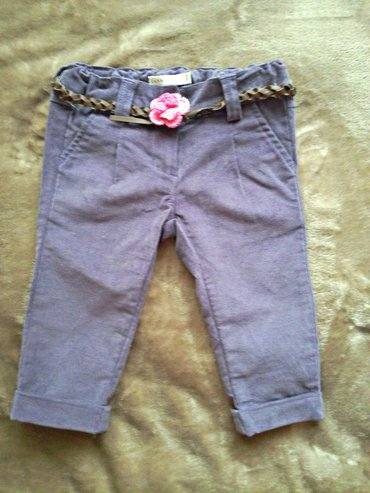Iana pantalone za devojčice. Punjene su. Prelepo izgledaju,imaju - Beograd