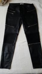 Pantalone kozne - Srbija: Ženske pantalone Zara M