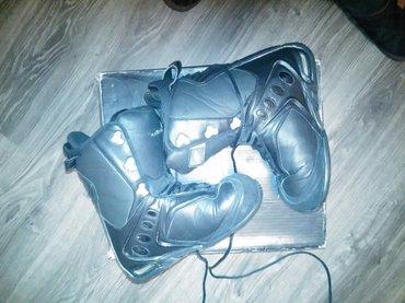 ботинки для сноуборда elan tempest размер 42-42. 5 не прокатные, очень в Бишкек