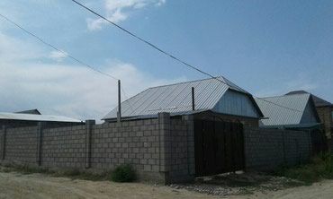 Продаю дом в районе ТЭЦ 2, участок 4 в Бишкек