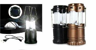 Led lampa za sve prilike