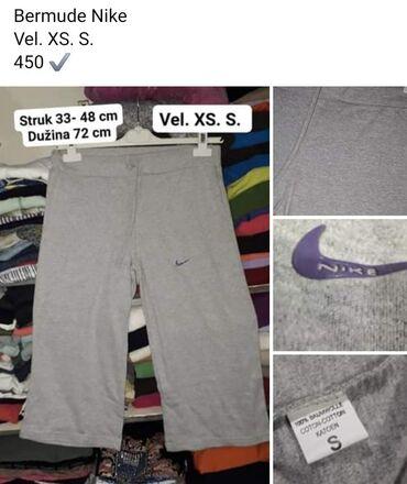 Nike bermude XS. S