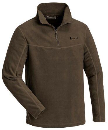 вечерние платья коричневого цвета в Кыргызстан: Флисовая кофта Pinewood размеры: S/M/L/XL цвета: коричневый/черный