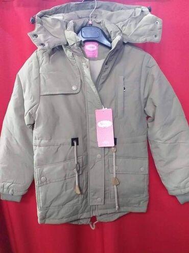 Decija zimska jakna Cena 1700 DIN  Vel 6-8-10-12-14-16