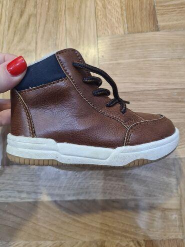 Dečija odeća i obuća - Nova Pazova: H&M zimske cipele za decaka,kao nove