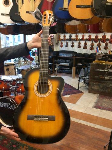 RIVERTONE klassik gitara Canta hediyye