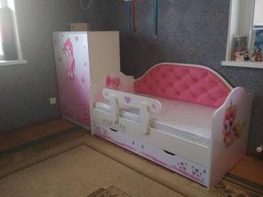 Нур Бай мебель детские кровать в Бишкек