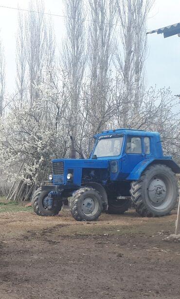Kənd təsərrüfatı maşınları - Azərbaycan: Traktor ve pres yaxşı veziyyetdedir