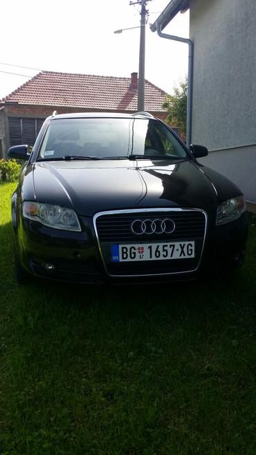 Audi-100-2-3-quattro - Srbija: Audi A4 2006