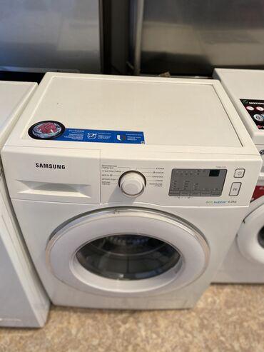 Электроника - Ноокат: Фронтальная Автоматическая Стиральная Машина Samsung 6 кг