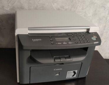 сканеры qpix digital в Кыргызстан: Принтер Canon MF4120 3в 1. Ксерокопия сканер печать, двухсторонняя