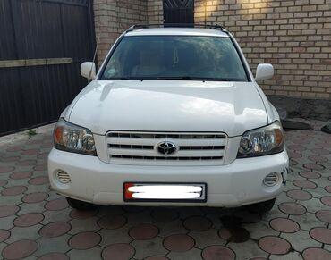 Toyota Highlander 2.4 л. 2005 | 154000 км