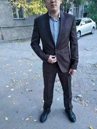 Новый!!! Мужской костюм (смокинг). Фирма Daniel Perry. Турция. Размер