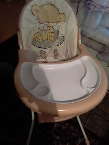 Детский мир - Беш-Кюнгей: Продаю стульчик почти новая мы подрасли отдам за 2800