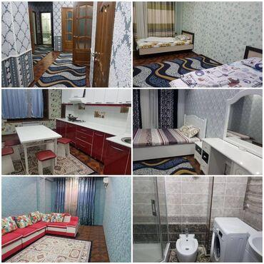 Сдается квартира: 3 комнаты, 90 кв. м, Бишкек
