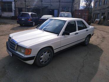 Mercedes-Benz 190 (W201) 2 л. 1985 | 300000 км