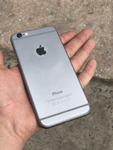 Продам iphone 6 16gb space gray в Бишкек