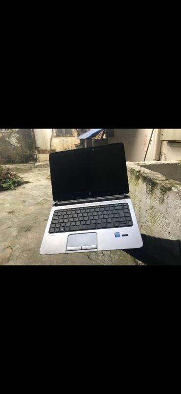 hard disc - Azərbaycan: Notebook HP İ5 ci nesil6 Ay zemanet verilirRam 8Hard disc 500gb Ekran