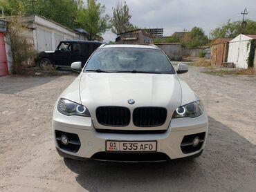 BMW X6 4.4 л. 2010 | 176000 км
