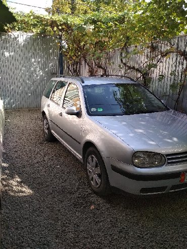 volkswagen-golf-бу в Кыргызстан: Volkswagen Golf 2002