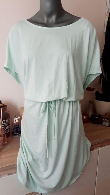 Haljina materijal elastin - Srbija: ● BPC haljina MINT vel.56/58VISKOZA elastinGermany ●Proizvođač