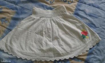 Gardaroba za devojcice suknjice br. 104 i br. 116, obe mogu da se nose - Smederevo
