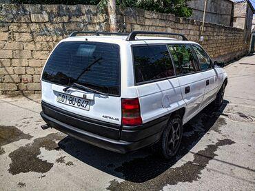 Opel Astra 1.6 l. 1995   305000 km