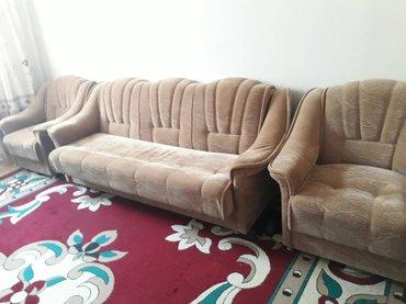 Диван с двумя креслами в Бишкек
