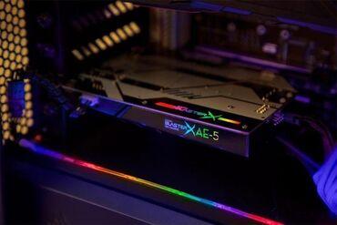Звуковая карта Creative Sound BlasterX AE-5 Покупал за 13к Отдам за 10