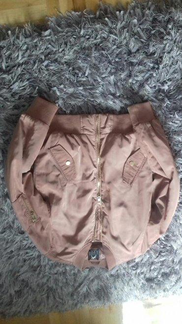 Jednom nosena atmosphere jaknica