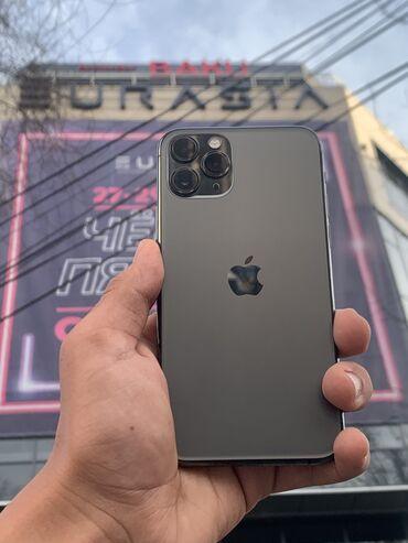 продам iphone 11 pro в Кыргызстан: IPhone 11 Pro 256 ГБ Черный