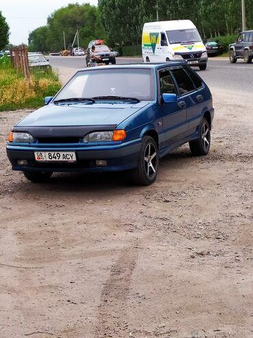 Транспорт - Кыргызстан: ВАЗ (ЛАДА) 2114 Samara 1.5 л. 2004
