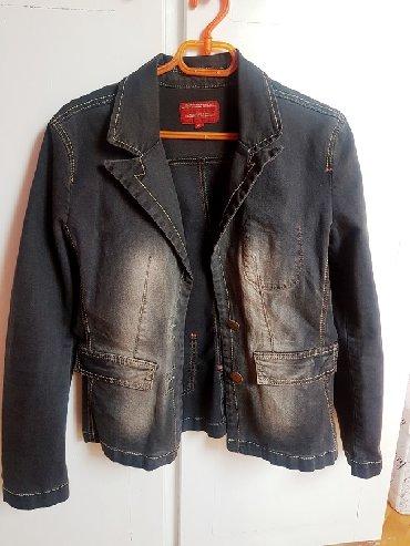 Texas-jakna-osivog-texasa-streetone - Srbija: Nova texas jakna XL Boja sivo crni texas