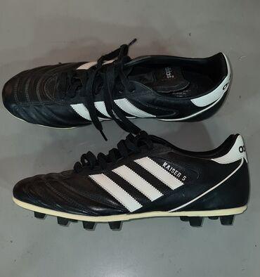 Футбольные бутсы Adidas Kaiser 5, размер 43, б/у