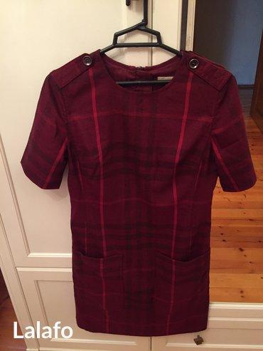 Bakı şəhərində платье, 40 размер, burberry